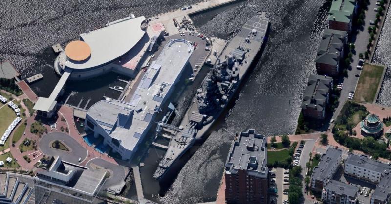 Tour des CUIRASSES musées aux USA Uss_wi13
