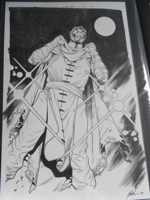 idée de sculpt pour un kit Marvel - Page 2 Dscn0843