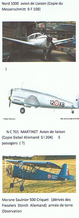 ARMEE DE L'AIR APPAREILS EN SERVICE PENDANT LA GUERRE Avion_19