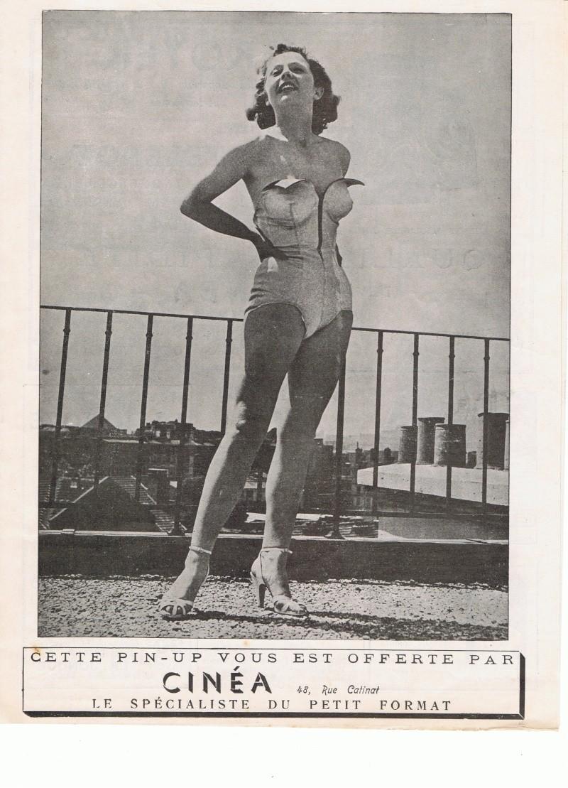 Photo  Pub de 1950 Ccf16111