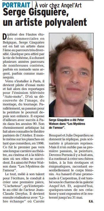 Photos du vernissage de Serge Gisquière - Page 2 Sans_t39