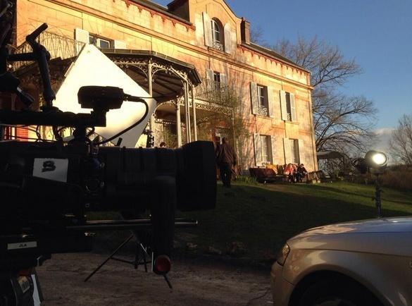 Photos tournage saison 6 Sans_t72