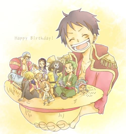 Thème 2013 de Direction One Piece ... ~ Luffy_13
