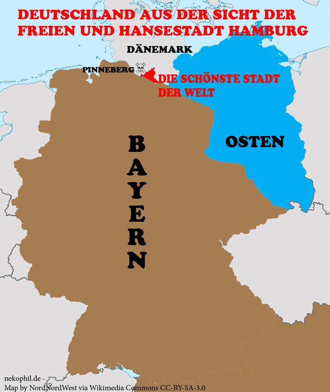 Deutschland aus Sicht der Bayern Deutsc10