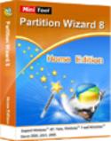 MiniTool Partition Wizard - phần mềm quản lý và phân vùng ổ cứng tốt nhất hỗ trợ GPT Pwhe10