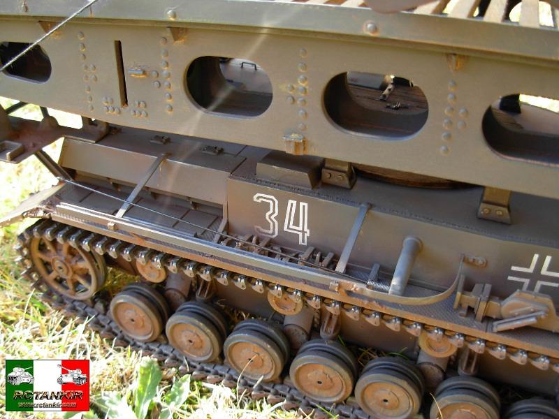 Bruckenleger IV B - il carro gettaponte di Ospite Dscn3616