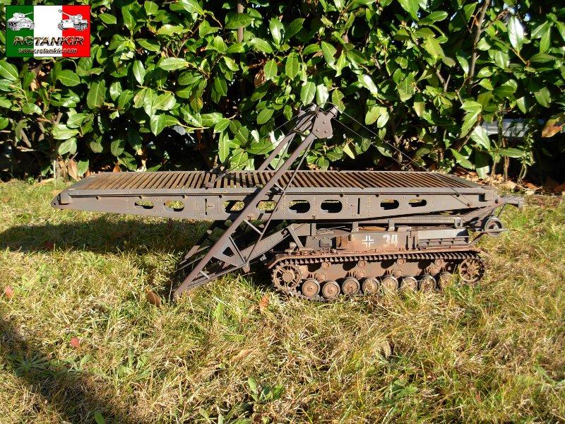 Bruckenleger IV B - il carro gettaponte di Ospite Dscn3621