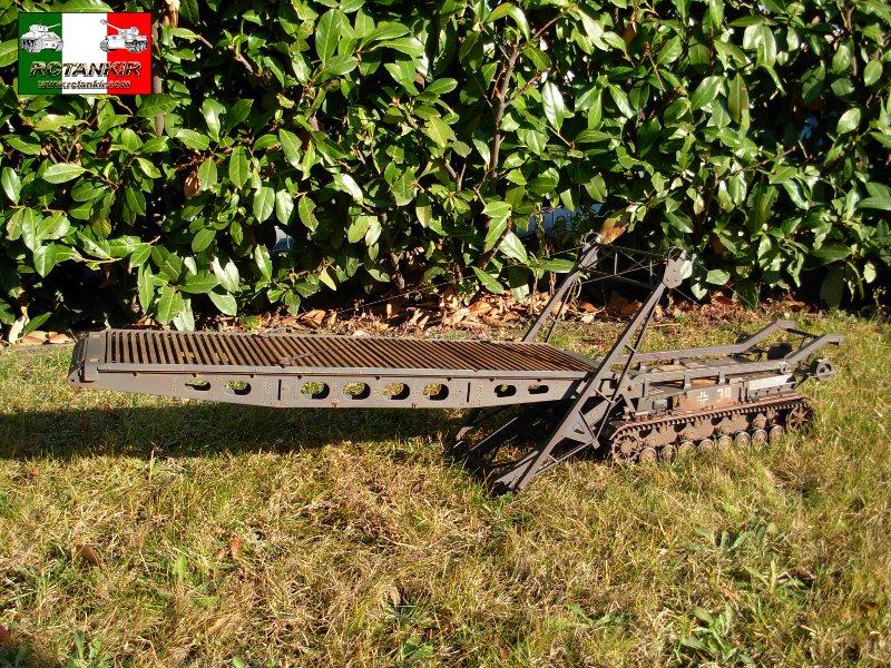 Bruckenleger IV B - il carro gettaponte di Ospite Dscn3624