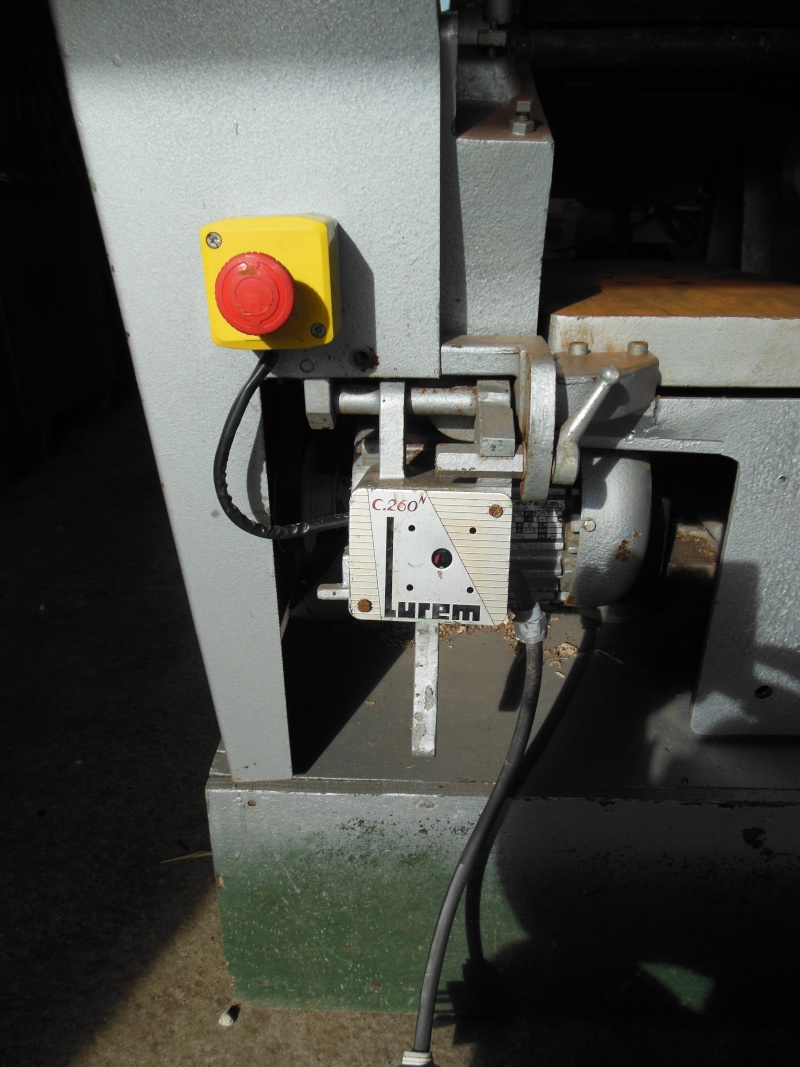 rénovation rabot degau lurem c260n Dscn4051