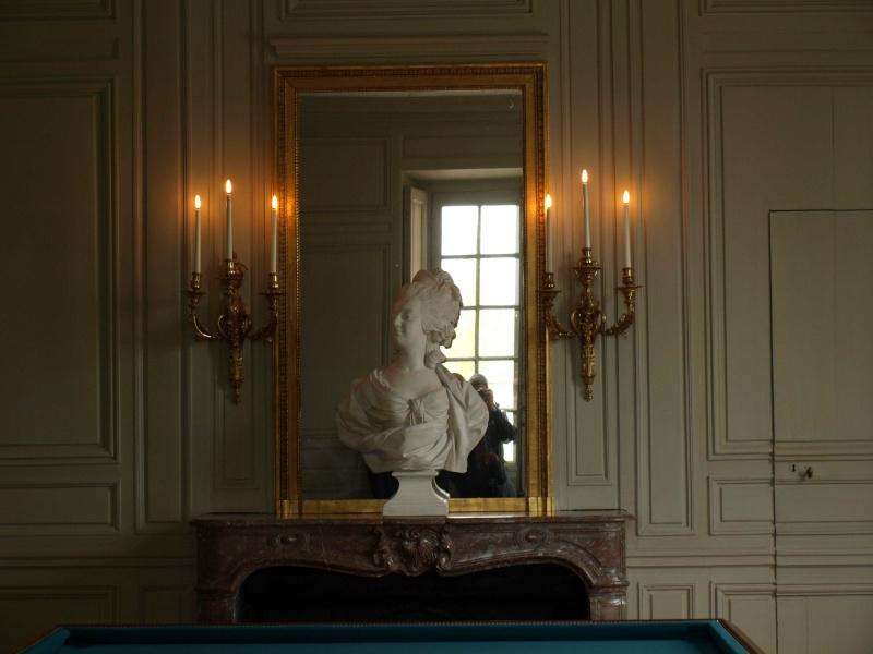 La visite du Petit Trianon: La salle du Billard 14_oct24