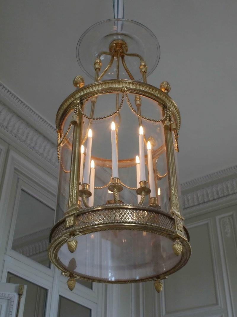 antichambre - La visite du Petit Trianon: L'antichambre 14_oct53