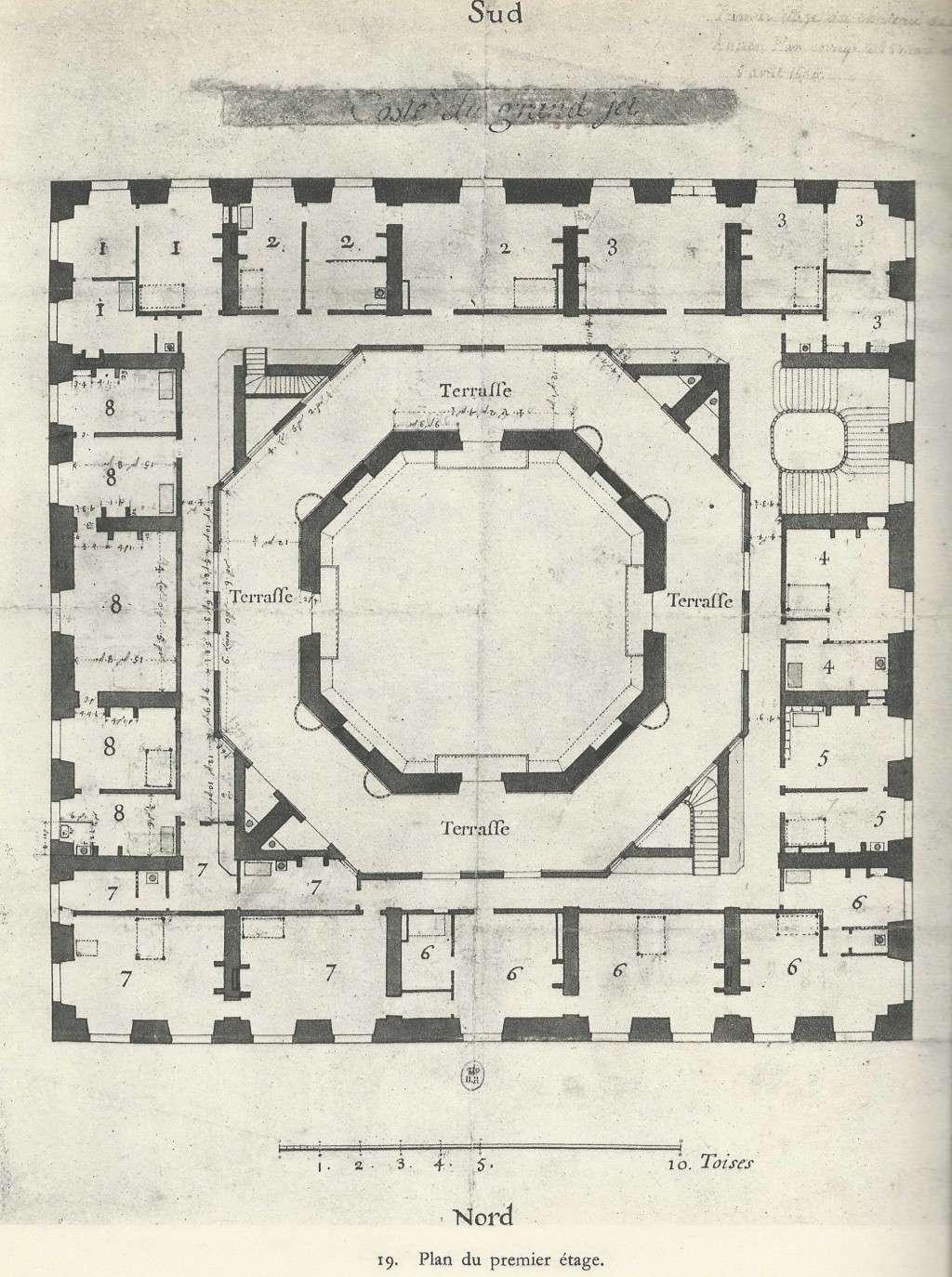 Marly - Le domaine et château de Marly - Page 2 1611