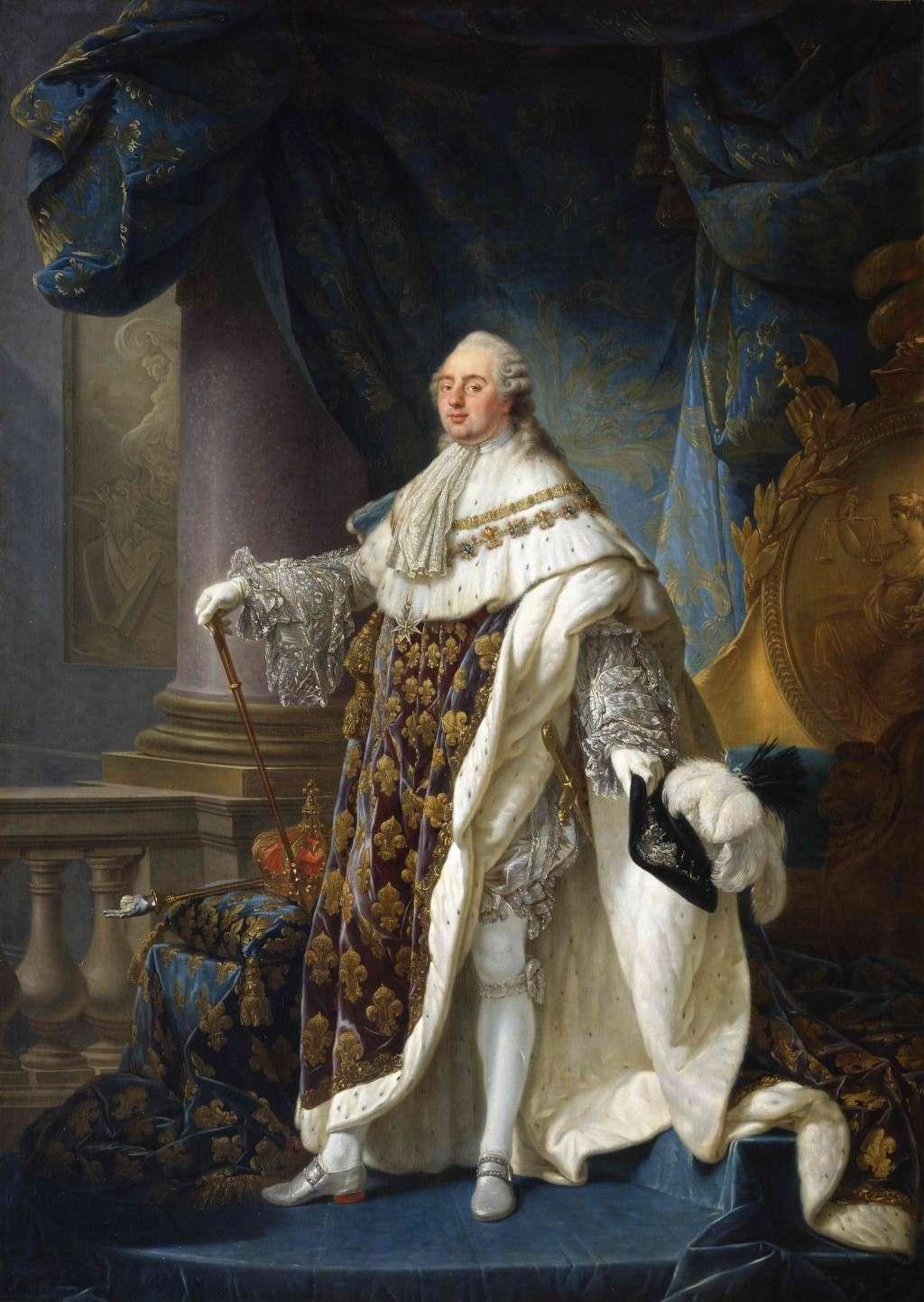 Duplessis - Portraits de Louis XVI, roi de France (peintures, dessins, gravures) 178910