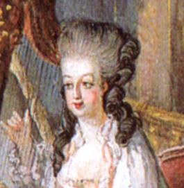 Portraits de Marie-Antoinette attribués aux Gautier Dagoty (ou d'après). - Page 2 Dago_110