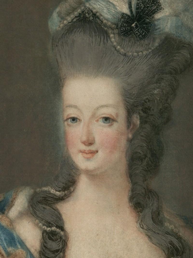 Portraits de Marie-Antoinette attribués aux Gautier Dagoty (ou d'après). - Page 2 Dago_210