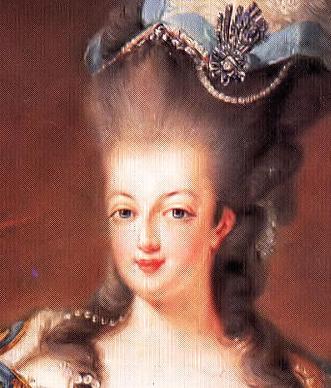 Portraits de Marie-Antoinette attribués aux Gautier Dagoty (ou d'après). - Page 2 Dago_310