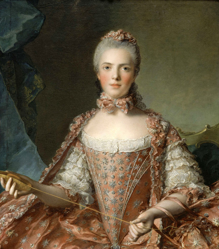 Robes du XVIIIe siècle Jean-m10