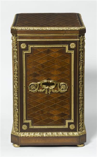 Malles et coffres de voyage de Marie-Antoinette Objets11