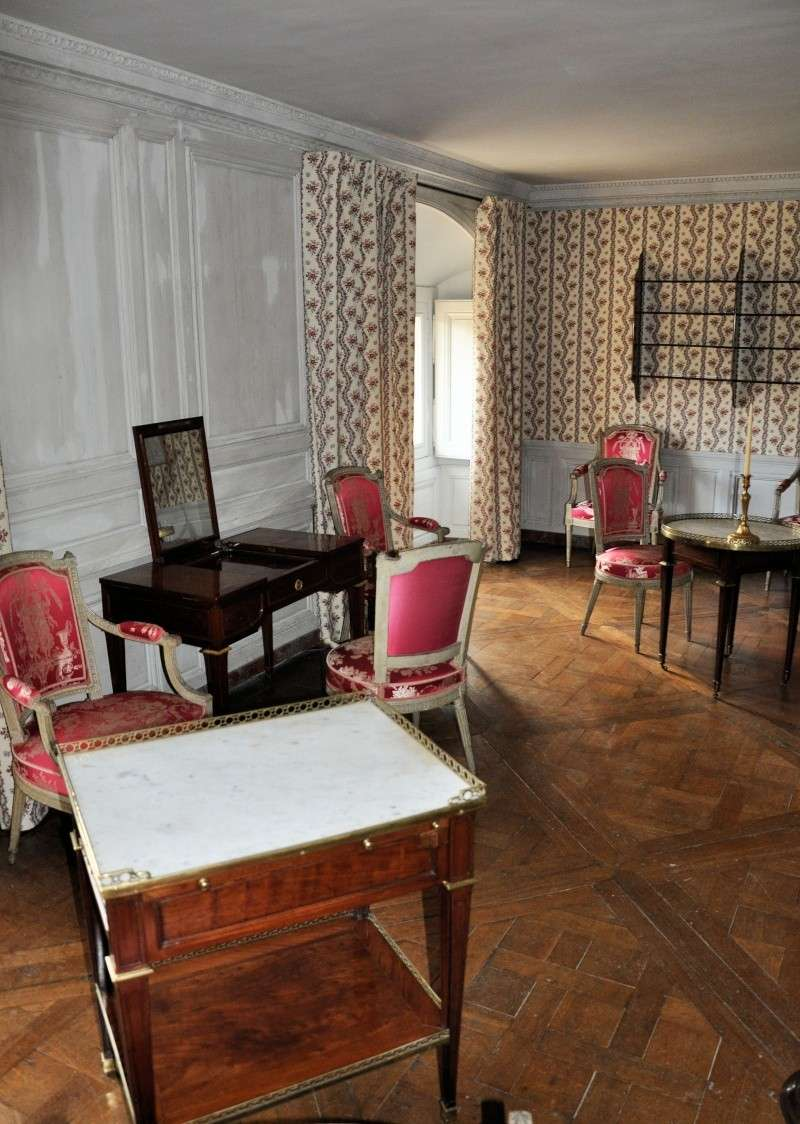 visite - La visite du Petit Trianon: Chambre Dame d'Honneur Petit106