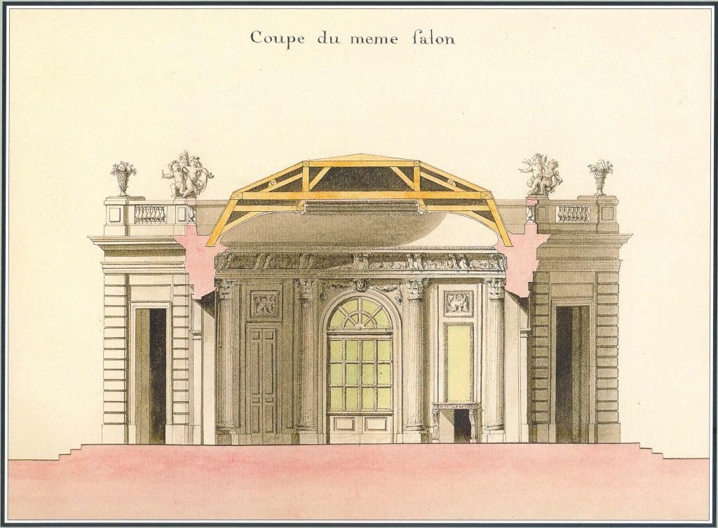 Le Pavillon français du domaine du Petit Trianon Petit_23