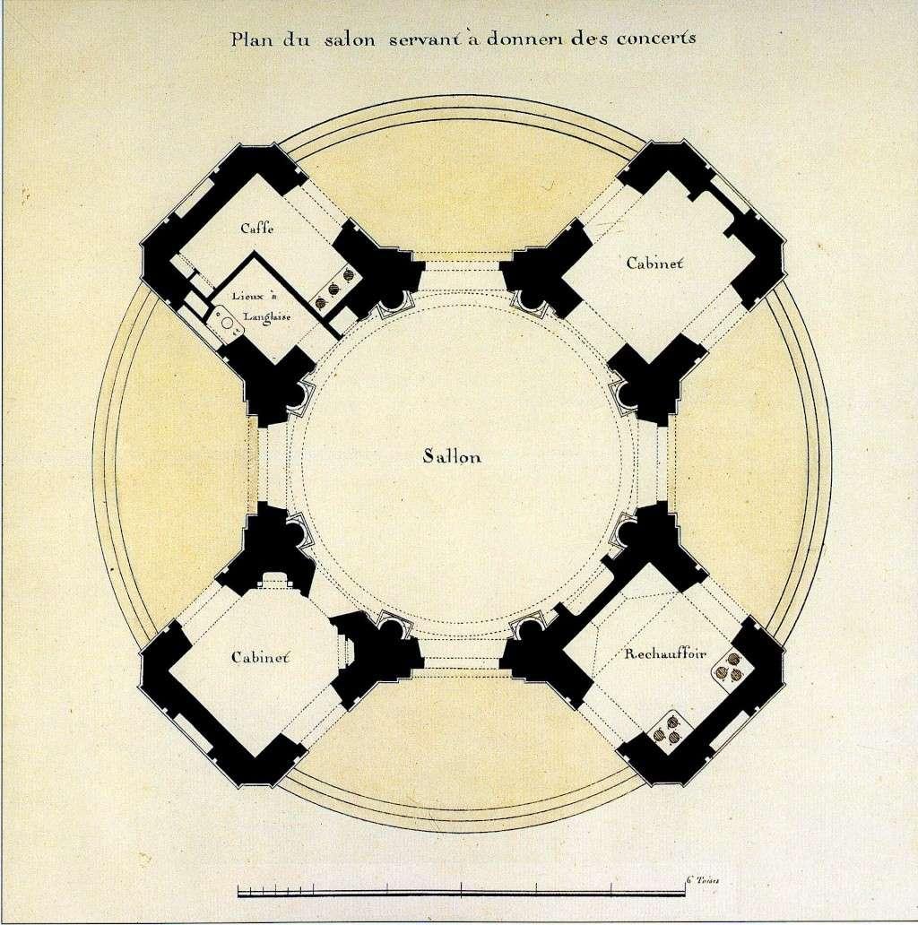 Le Pavillon français du domaine du Petit Trianon Petit_24