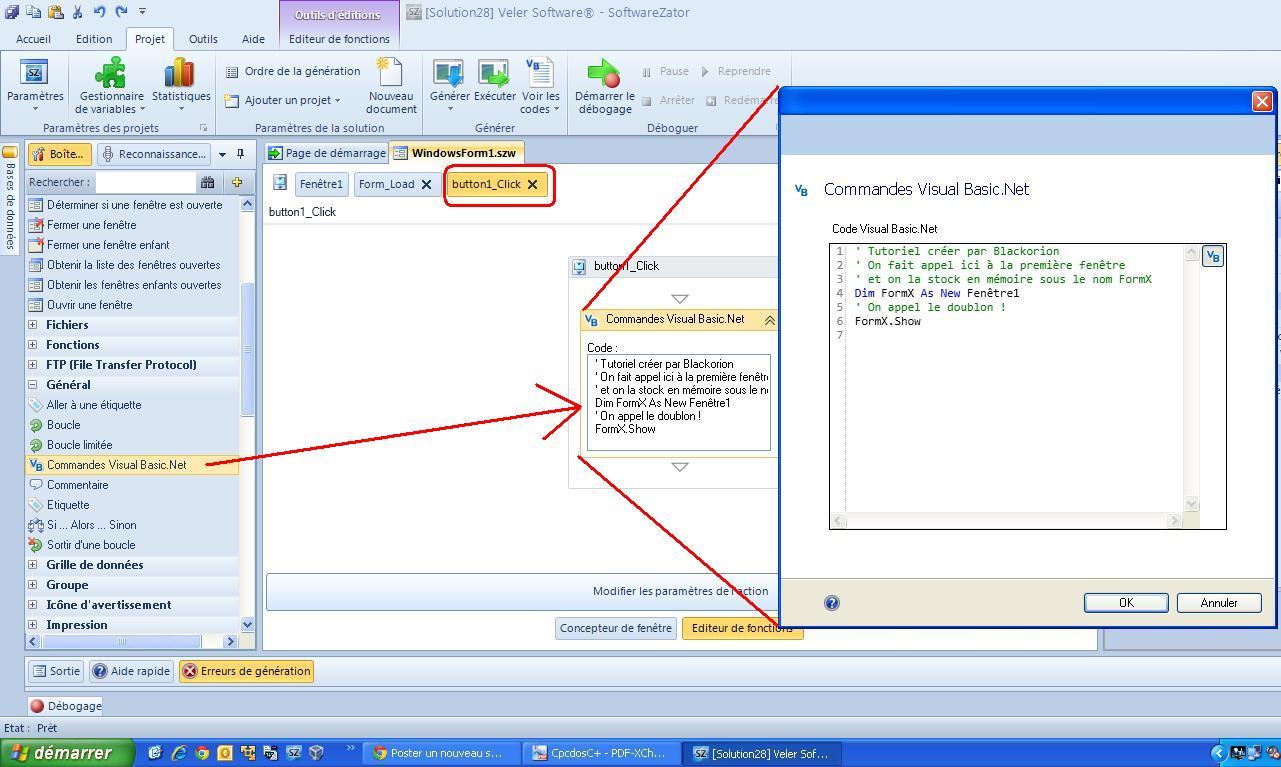 [TUTORIEL] Ouvrir une même Form (fenêtre) une deuxième fois grâce au instance Doublo10