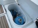 Modification installation bouteille gaz oceanis 40 P1100313