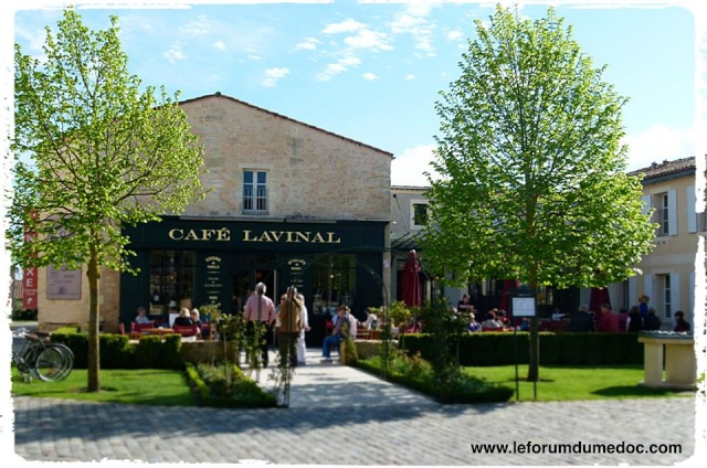 Bages Le Village vu par Forum du Médoc 10001311