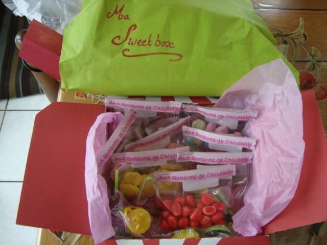 Sweetbox - La box De Chrystelle 10003912