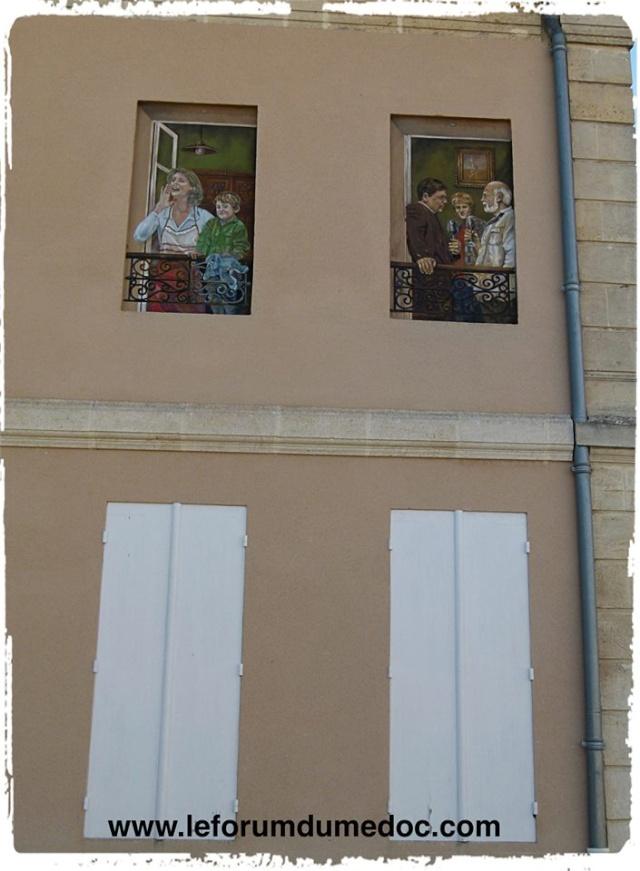 Bages Le Village vu par Forum du Médoc 10151910