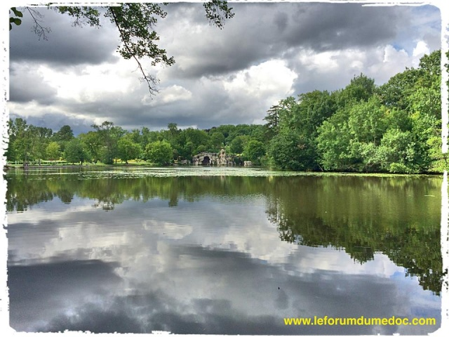 Parc de Majolan à Blanquefort vu par Forum du Médoc 10300010