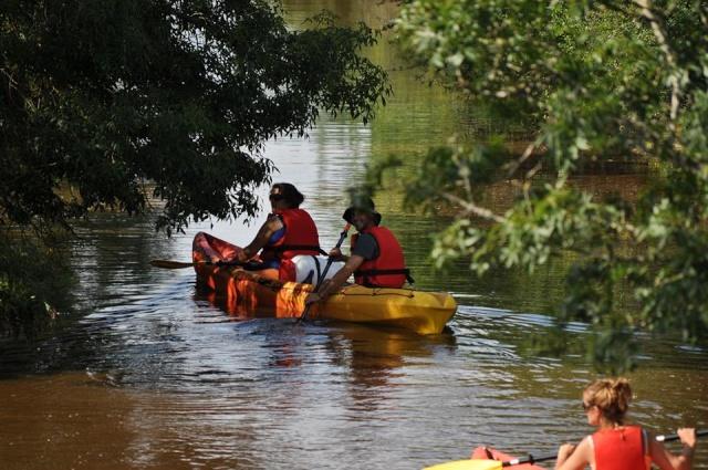 Au Fil de l'Eau : Kayak et Découvertes… 10308310
