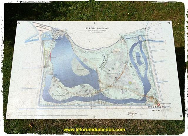 Parc de Majolan à Blanquefort vu par Forum du Médoc 10336711