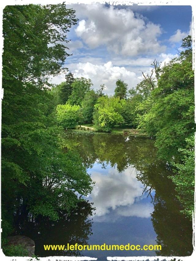 Parc de Majolan à Blanquefort vu par Forum du Médoc 10371410