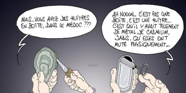Les dessins humoristiques du Journal Sud Ouest sur l actualité du Médoc - Page 2 14194610
