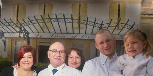 Restaurant Le Lion d Or a Arcins 15056410