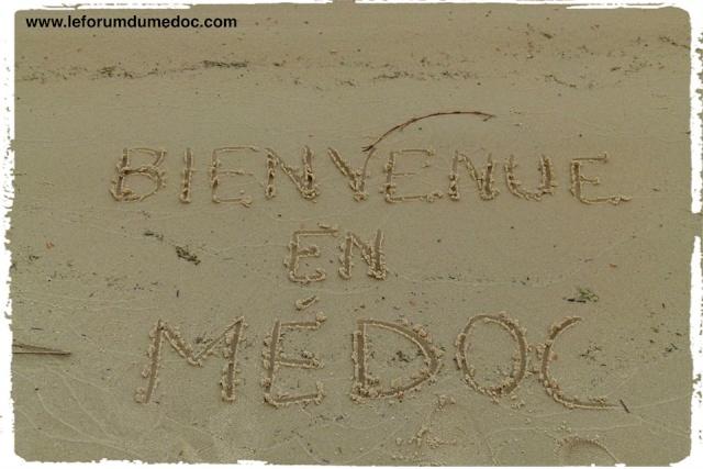 Carcans Maubuisson et Océan vu par Forum du Médoc 19040810