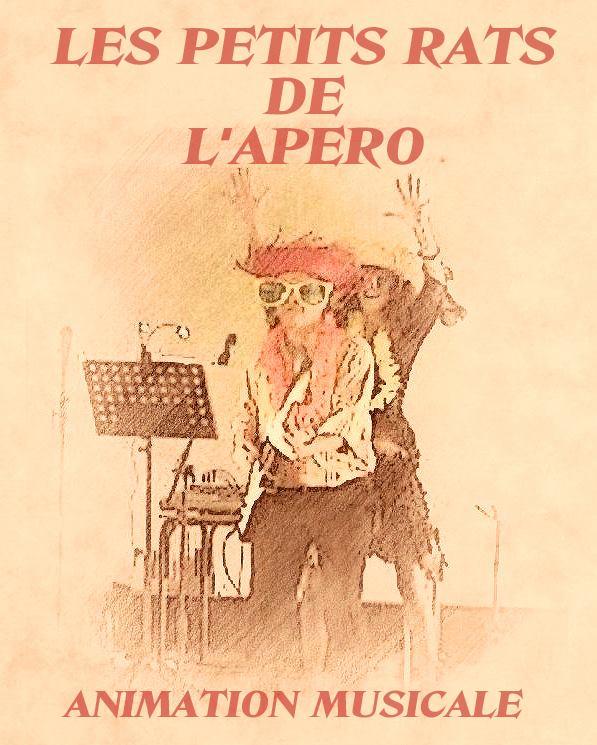 """Animation musicale """"Les petits rats de l'apéro"""" le 25 Mai 2014 Chez Quinquin à Macau 19082610"""