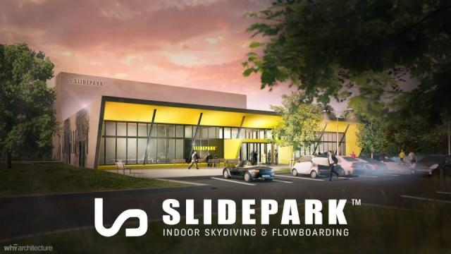 Un Slidepark à Bordeaux 19120510