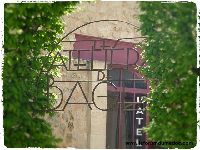 Bages Le Village vu par Forum du Médoc 19821910