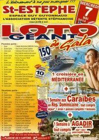 Loto Géant de Gala le 7 Mai 2014 à Saint Estephe E2032310