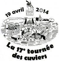La Tournée des Cuviers le 19 Avril 2014 à Listrac Médoc E7021d10