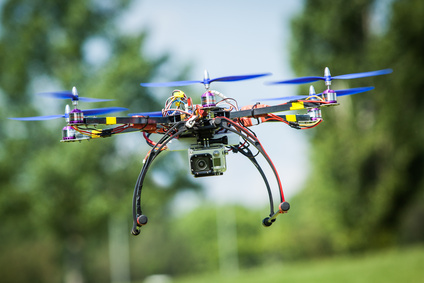 Un drone pour les vignes Fotoli10