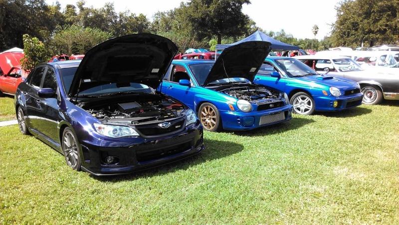 Florida has it in for Subaru's 12695010