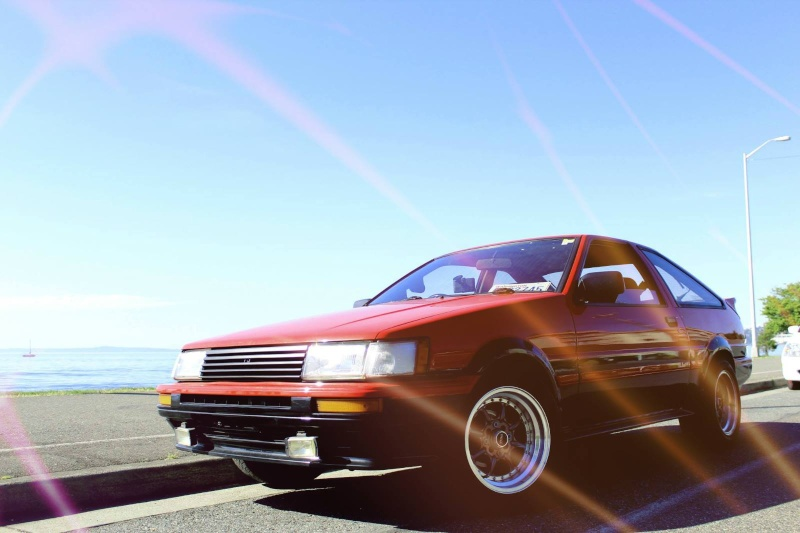 Cars we actually own in real life - Page 11 Ae86110