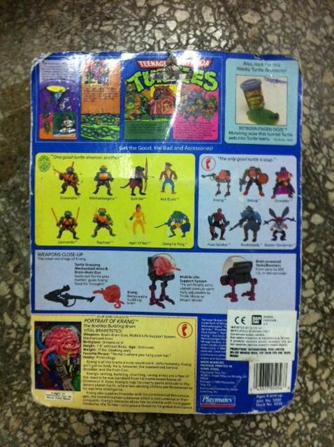 tartarughe ninja krang giochi preziosi Foto_213