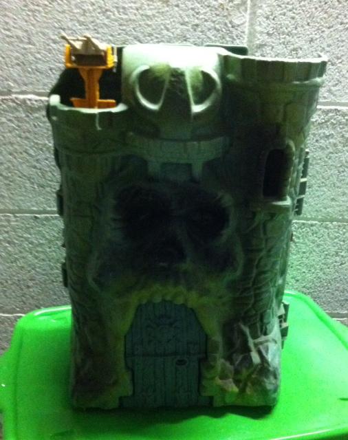 castello di grayskull masters of the universe Foto_410