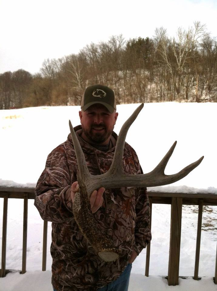 Its a new year and a new season...lets see if we can keep a running count onhow many sheds are found this season 510