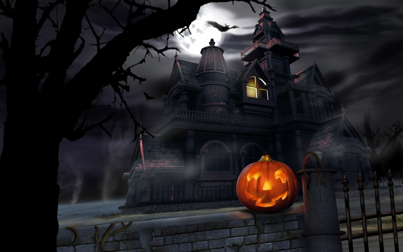 Halloween sims 3 show Hallow10