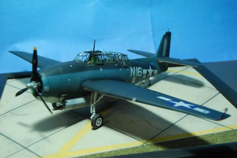 ITALERI TBF/TBM1 Avenger  Dsc_4814